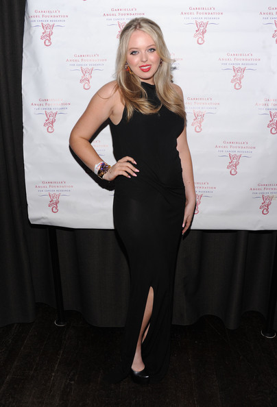 Tiffany Trump Evening Dress