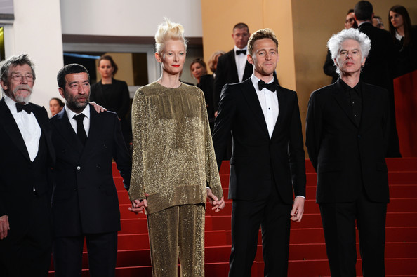 'Only Lovers Left Alive' Premieres in Cannes