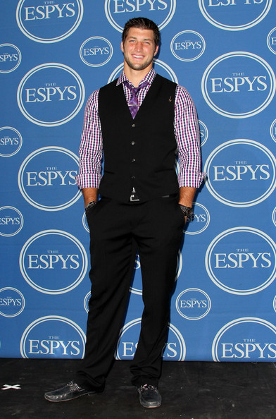 Tim Tebow Checkered Tie []