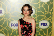 Tina Majorino Beaded Clutch