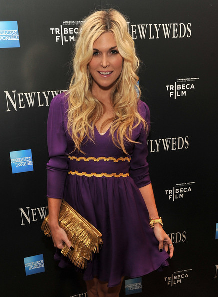 Tinsley Mortimer Tasselled Clutch