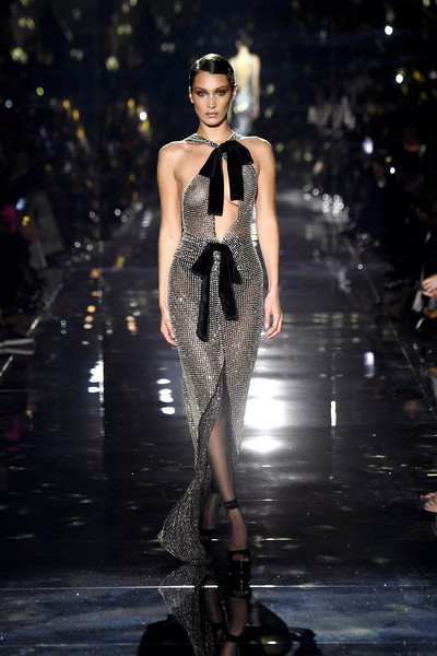 More Pics of Bella Hadid Over the Knee Boots (5 of 8) - Boots Lookbook - StyleBistro [image,fashion model,fashion,fashion show,runway,haute couture,clothing,dress,event,public event,fashion design,nudity,runway,bella hadid,fashion,model,fashion model,runway,tom ford aw20 show - runway,fashion show,bella hadid,new york fashion week,runway,fashion,fashion show,supermodel,victorias secret,fashion week,model]