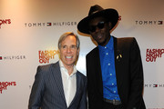 Theophilus London and Tommy Hilfiger Photo