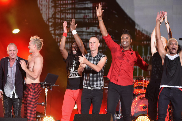 2014 Global Citizen Festival In Central Park To End extreme Poverty By 2030 - Show