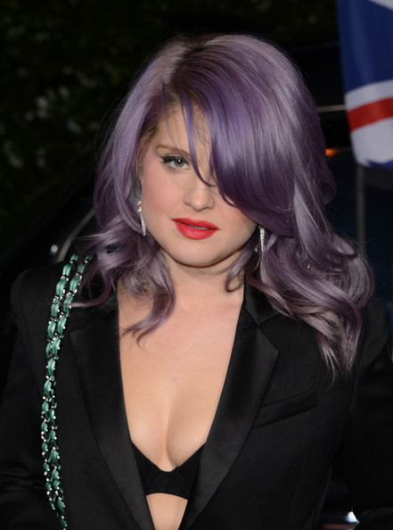 More Pics of Kelly Osbourne Platform Pumps (1 of 18) - Kelly Osbourne Lookbook - StyleBistro