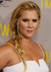 Amy Schumer went for boho elegance with this loose side braid at the Australian premiere of 'Trainwreck.'