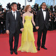Jessica Chastain in Zac Posen