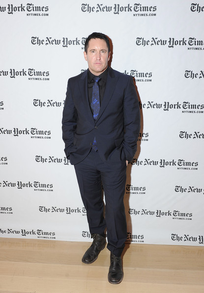 Trent Reznor Men's Suit