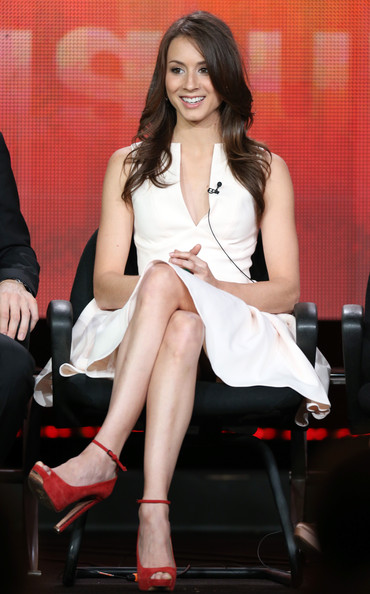 Troian Bellisario Shoes