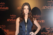 Ashley Greene Is Stunning in Midnight Blue on the 'Twilight' Red Carpet