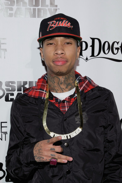 Tyga attends the Famous Stars and Straps 10th Anniversary and Snoop Dogg 39s