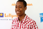 Tyler James Williams Button Down Shirt