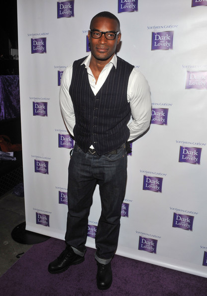 Tyson Beckford Clothes