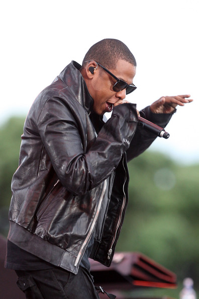 More Pics of Jay Z Leather Jacket (1 of 17) - Jay Z Lookbook - StyleBistro