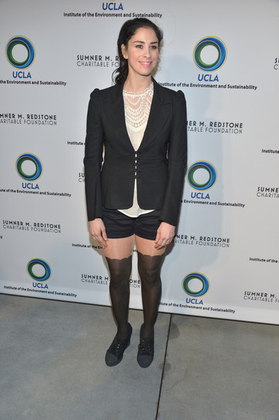 More Pics of Sarah Silverman Blazer (2 of 10) - Sarah Silverman Lookbook - StyleBistro