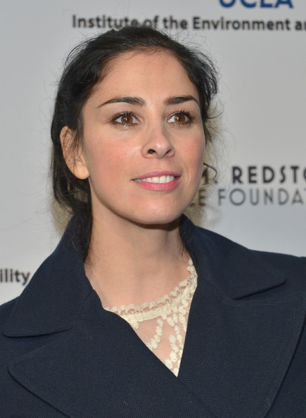 More Pics of Sarah Silverman Blazer (4 of 10) - Sarah Silverman Lookbook - StyleBistro