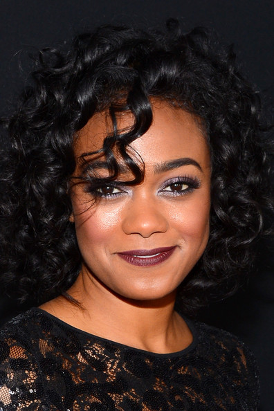 More Pics of Tatyana Ali Little Black Dress (1 of 5) - Tatyana Ali Lookbook - StyleBistro