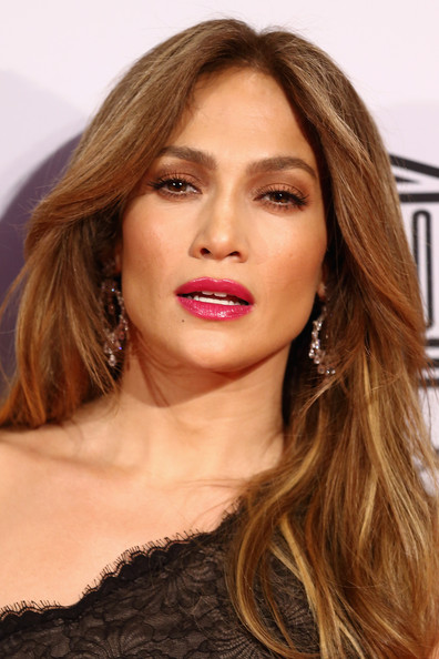 More Pics of Jennifer Lopez Long Straight Cut (2 of 30) - Jennifer Lopez Lookbook - StyleBistro