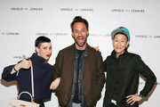 Guests Attend UNIQLO and LEMAIRE
