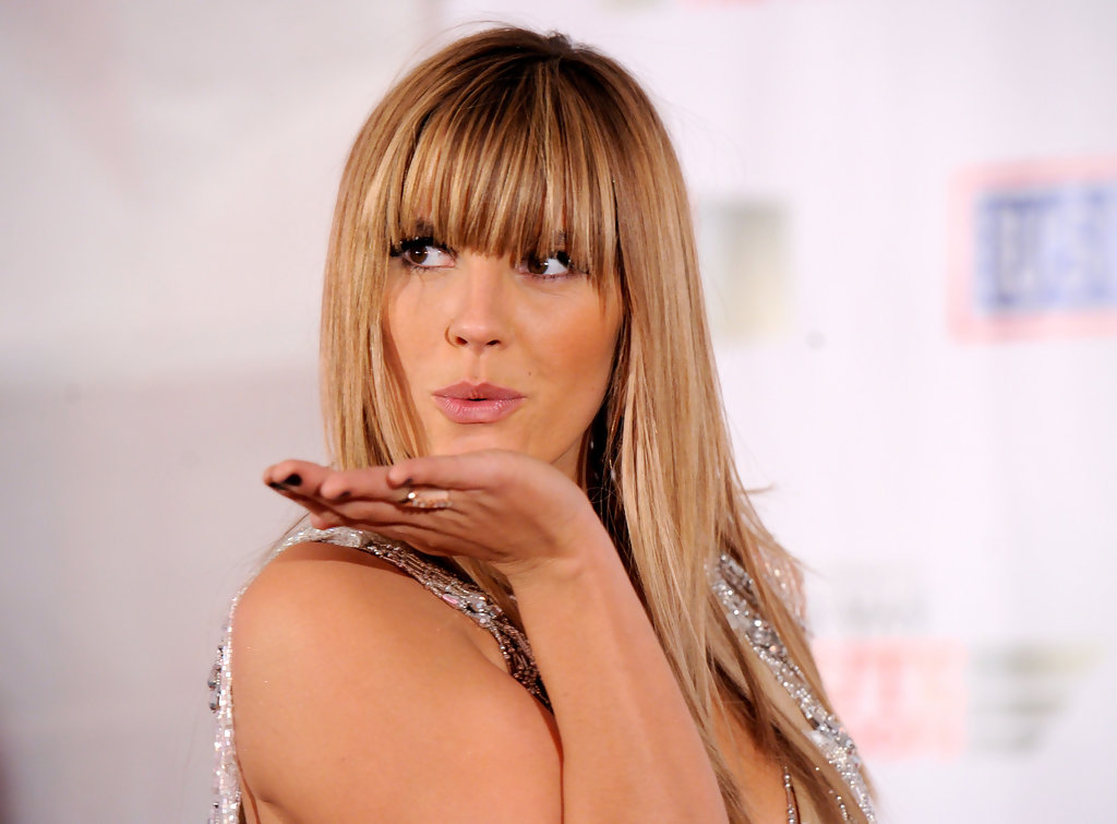 More Pics Of Grace Potter Long Straight Cut With Bangs 20 Of 21 Grace Potter Lookbook