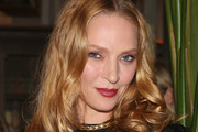 Uma Thurman Medium Curls