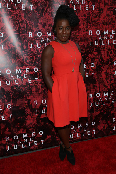 Uzo Aduba Shoes