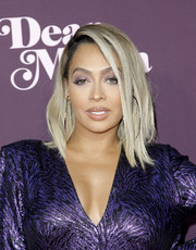 La La Anthony went for an edgy layered cut when she attended the 'Dear Mama: A Love Letter to Moms' screening.