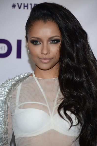 More Pics of Kat Graham Mermaid Gown (1 of 8) - Mermaid Gown Lookbook - StyleBistro