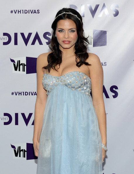 More Pics of Jenna Dewan-Tatum Maternity Dress (1 of 11) - Jenna Dewan-Tatum Lookbook - StyleBistro