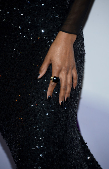 More Pics of Ciara Gemstone Ring (3 of 24) - Ciara Lookbook - StyleBistro
