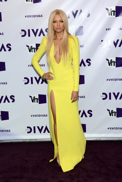 Havana Brown at VH1 Divas 2012