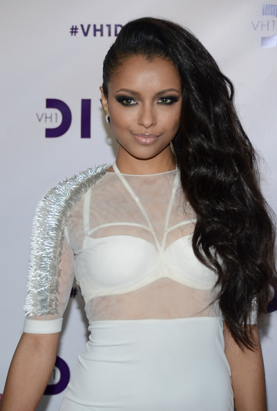 More Pics of Kat Graham Mermaid Gown (4 of 8) - Dresses & Skirts Lookbook - StyleBistro