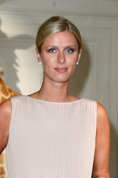 Nicky Hilton at Valentino Couture