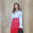 Look of the Day: October 3rd, Jessica Alba