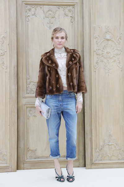 Diane Kruger at Valentino