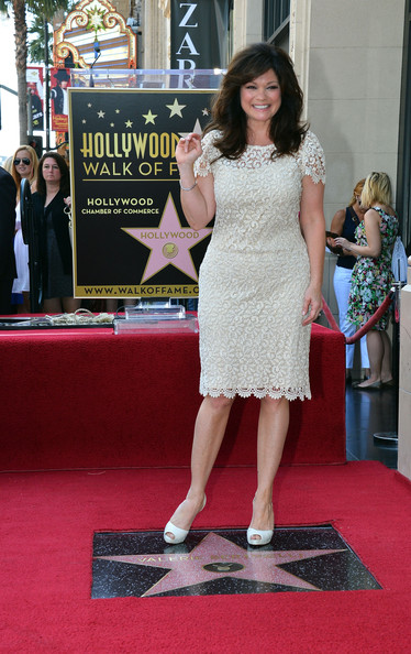 More Pics of Valerie Bertinelli Cocktail Dress (1 of 50) - Valerie Bertinelli Lookbook - StyleBistro