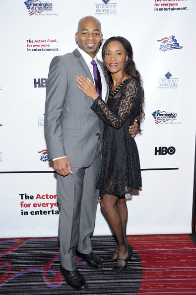 Arrivals at the Actors Fund's Annual Gala