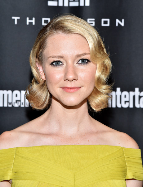 Valorie Curry Short Curls [entertainment weekly,toronto must list party,party,hair,face,hairstyle,blond,eyebrow,chin,shoulder,skin,beauty,lip,thompson hotel,toronto,canada,valorie curry]
