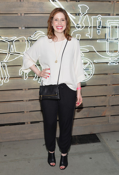 Vanessa Bayer Ankle Boots