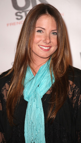 Vanessa Evigan Hair