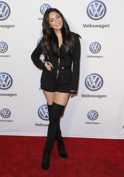 Vanessa Hudgens Over the Knee Boots