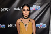 Vanessa Hudgens Halter Dress