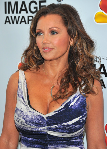 Actress Vanessa Williams attends the 43rd NAACP Image Awards Nomination ...