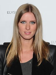 Nicky Hilton amped up her natural beauty with a seductive smoky eye.