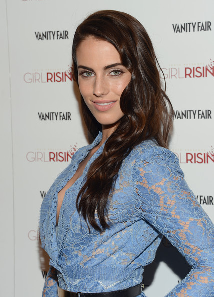 More Pics of Jessica Lowndes Long Wavy Cut (5 of 10) - Long Wavy Cut Lookbook - StyleBistro