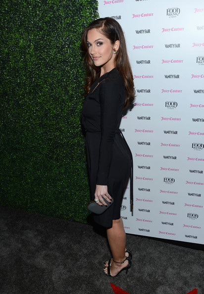 More Pics of Minka Kelly Hard Case Clutch (4 of 15) - Minka Kelly Lookbook - StyleBistro