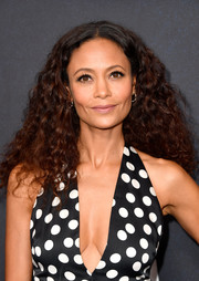 Thandie Newton looked lovely with her voluminous curls at Variety's Power of Women Los Angeles event.