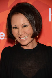 Alina Cho attended Variety's Power of Women: New York 2016 wearing her hair in a bob.