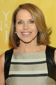 Katie Couric kept it simple with this mid-length bob at the Variety Power of Women event.
