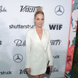 Joanne Froggatt at Variety and Women in Film's Pre-Emmy Celebration